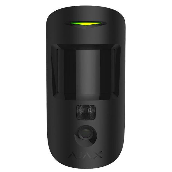 Датчик движения Ajax MotionCam с фотокамерой